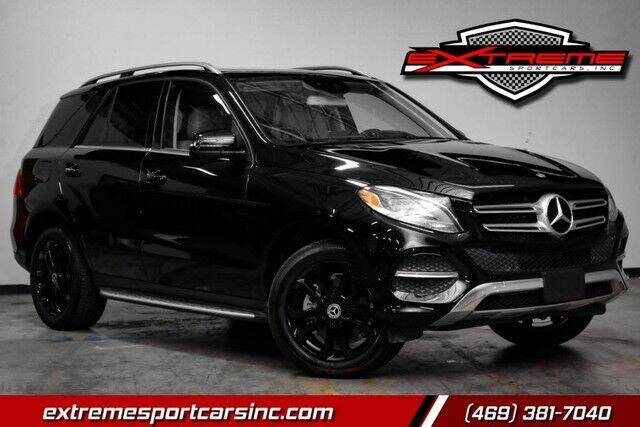 2018 Mercedes-Benz GLE for sale in Carrollton, TX
