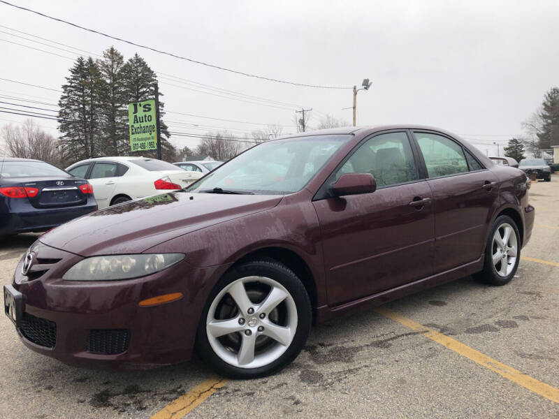 2007 Mazda MAZDA6 for sale at J's Auto Exchange in Derry NH