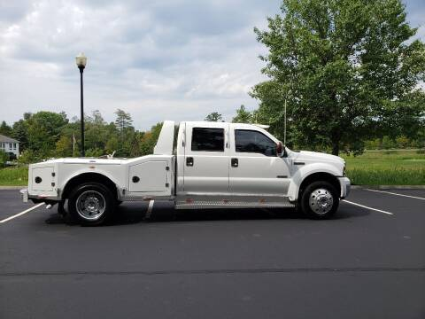 2005 Ford F-550 Super Duty for sale at GRS Auto Sales and GRS Recovery in Hampstead NH