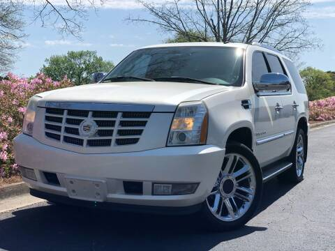 2007 Cadillac Escalade for sale at William D Auto Sales in Norcross GA
