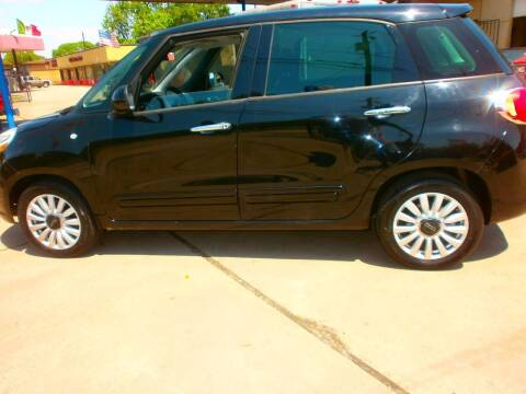 2014 FIAT 500L for sale at Under Priced Auto Sales in Houston TX