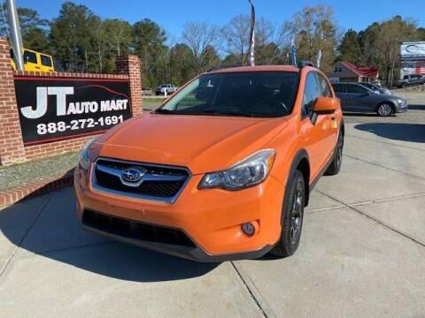 2013 Subaru XV Crosstrek for sale at J T Auto Group in Sanford NC