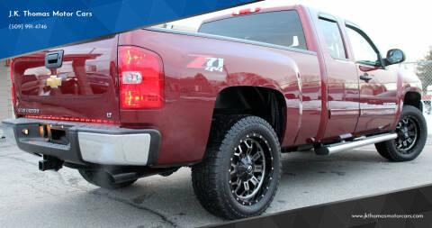 2013 Chevrolet Silverado 1500 for sale at J.K. Thomas Motor Cars in Spokane Valley WA