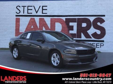 2018 Dodge Charger for sale at The Car Guy powered by Landers CDJR in Little Rock AR