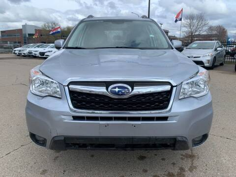 2016 Subaru Forester for sale at Minuteman Auto Sales in Saint Paul MN
