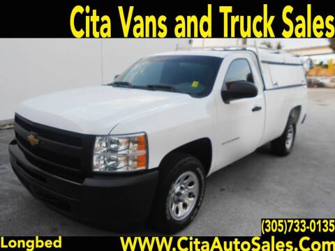 2012 Chevrolet Silverado 1500 for sale at Cita Auto Sales in Medley FL