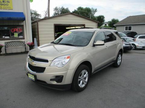 2010 Chevrolet Equinox for sale at TRI-STAR AUTO SALES in Kingston NY