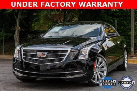 2018 Cadillac ATS for sale at Gravity Autos Atlanta in Atlanta GA