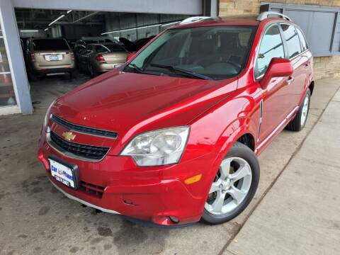 2014 Chevrolet Captiva Sport for sale at Car Planet Inc. in Milwaukee WI