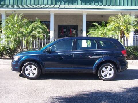2013 Dodge Journey for sale at Thomas Auto Mart Inc in Dade City FL