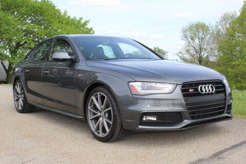 2015 Audi S4 for sale at Harrison Auto Sales in Irwin PA