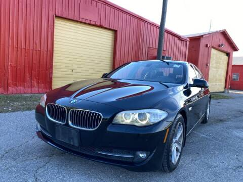 2013 BMW 5 Series for sale at Pary's Auto Sales in Garland TX
