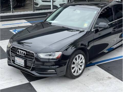 2015 Audi A4 for sale at AutoDeals in Hayward CA