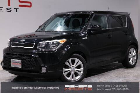 2016 Kia Soul for sale at Fishers Imports in Fishers IN