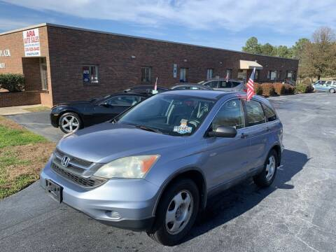 2010 Honda CR-V for sale at ARA Auto Sales in Winston-Salem NC