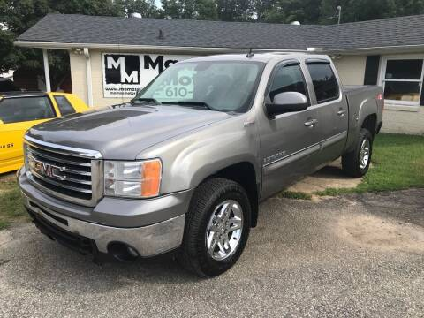 2009 GMC Sierra 1500 for sale at Mama's Motors in Greer SC