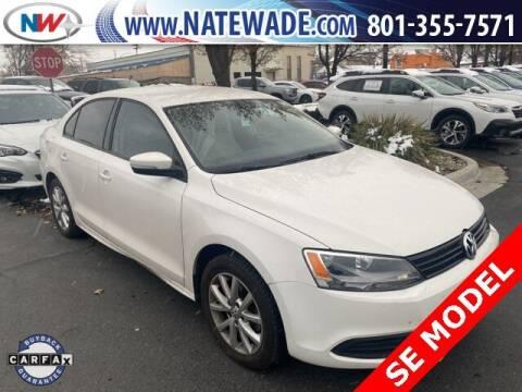 2011 Volkswagen Jetta for sale at NATE WADE SUBARU in Salt Lake City UT