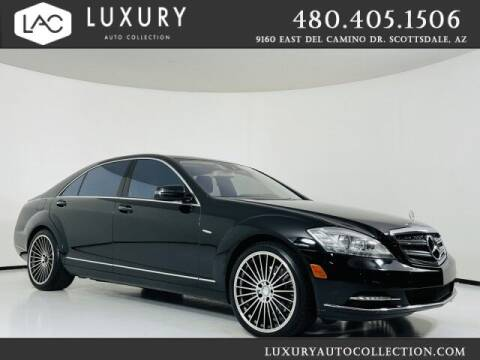 2010 Mercedes-Benz S-Class for sale at Luxury Auto Collection in Scottsdale AZ