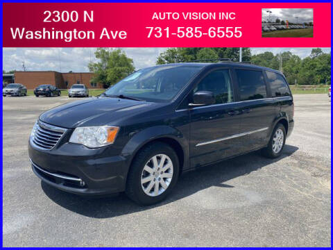 2014 Chrysler Town and Country for sale at Auto Vision Inc. in Brownsville TN