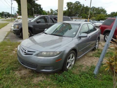 2008 Mazda MAZDA6 for sale at Bargain Auto Mart Inc. in Kenneth City FL