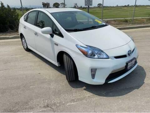2014 Toyota Prius Plug-in Hybrid for sale at AWA AUTO SALES in Sacramento CA