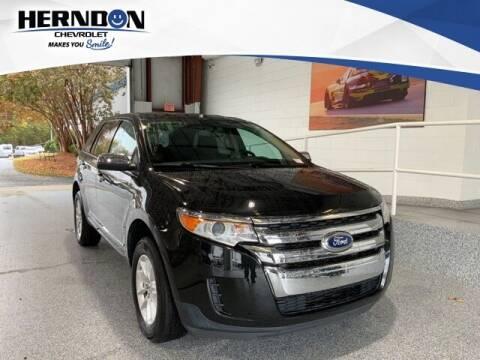 2014 Ford Edge for sale at Herndon Chevrolet in Lexington SC