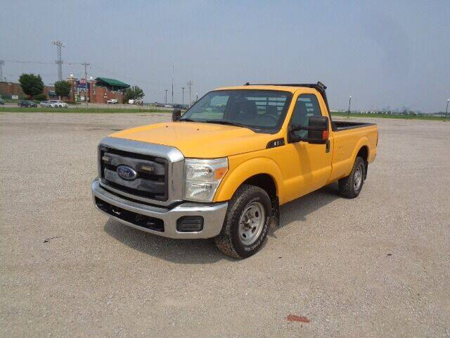 2015 Ford F-250 Super Duty for sale at SLD Enterprises LLC in East Carondelet IL