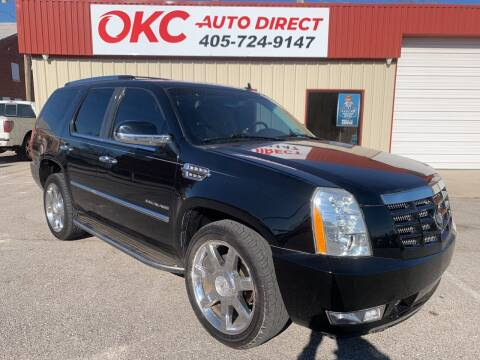 2011 Cadillac Escalade for sale at OKC Auto Direct in Oklahoma City OK