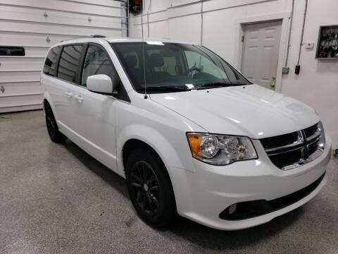 2019 Dodge Grand Caravan for sale at KLC AUTO SALES in Agawam MA