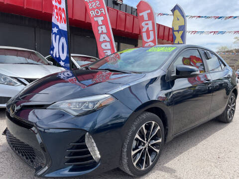 2019 Toyota Corolla for sale at Duke City Auto LLC in Gallup NM