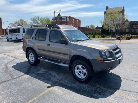2003 Nissan Xterra for sale at DC Auto Sales Inc in Saint Louis MO