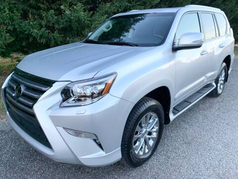2017 Lexus GX 460 for sale at 268 Auto Sales in Dobson NC