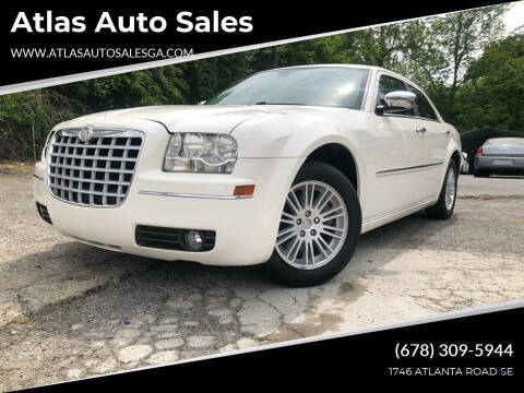 2010 Chrysler 300 for sale at Atlas Auto Sales in Smyrna GA