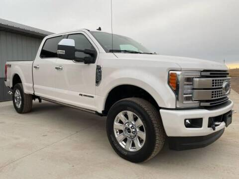 2019 Ford F-350 Super Duty for sale at Platinum Car Brokers in Spearfish SD