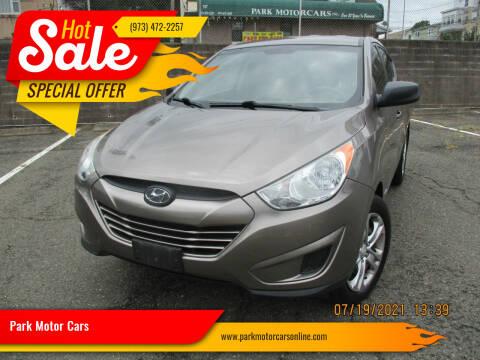 2013 Hyundai Tucson for sale at Park Motor Cars in Passaic NJ