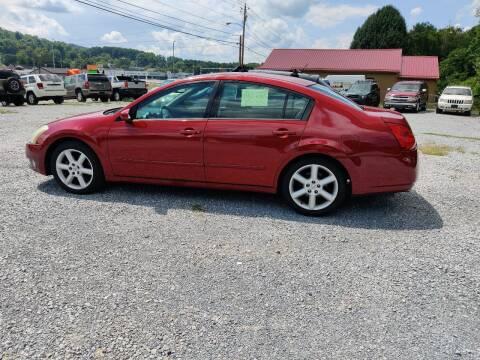 2006 Nissan Maxima for sale at Magic Ride Auto Sales in Elizabethton TN