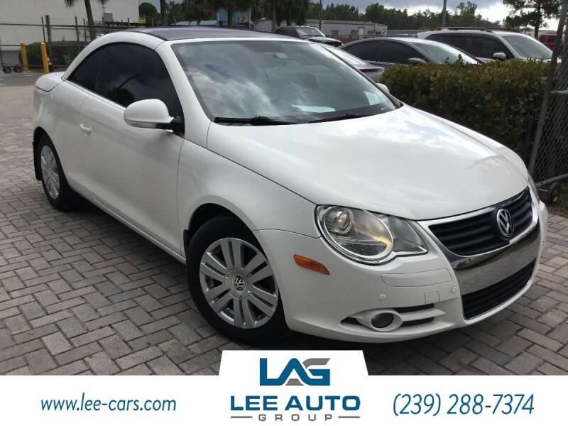2008 Volkswagen Eos for sale in Fort Myers, FL