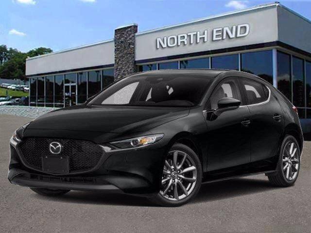 2021 Mazda Mazda3 Hatchback for sale in Lunenburg, MA