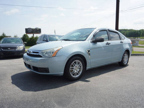 2008 Ford Focus for sale at CHAPARRAL USED CARS in Piney Flats TN