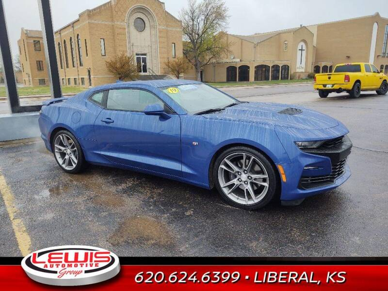 2019 Chevrolet Camaro for sale at Lewis Chevrolet Buick of Liberal in Liberal KS