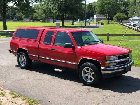 1996 Chevrolet C/K 1500 Series for sale at Choice Motor Car in Plainville CT