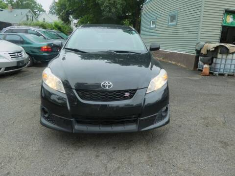 2009 Toyota Matrix for sale at Wheels and Deals in Springfield MA