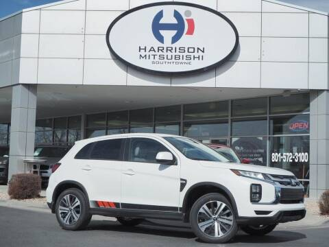 2021 Mitsubishi Outlander Sport for sale at Harrison Imports in Sandy UT