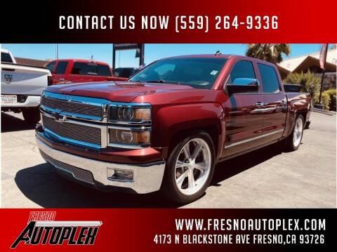 2014 Chevrolet Silverado 1500 for sale at Fresno Autoplex in Fresno CA