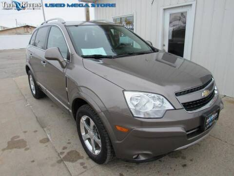 2012 Chevrolet Captiva Sport for sale at TWIN RIVERS CHRYSLER JEEP DODGE RAM in Beatrice NE