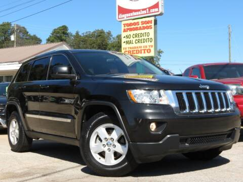 2011 Jeep Grand Cherokee for sale at Diego Auto Sales #1 in Gainesville GA