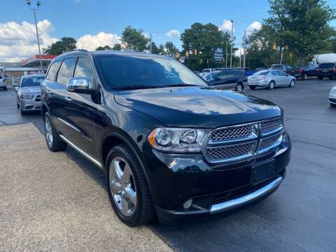 2013 Dodge Durango for sale at JV Motors NC 2 in Raleigh NC