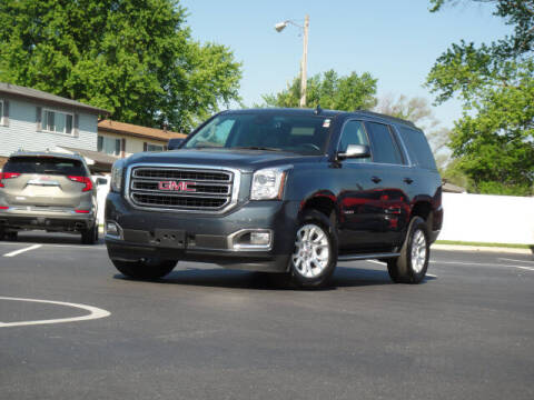 2020 GMC Yukon for sale at Jack Schmitt Chevrolet Wood River in Wood River IL