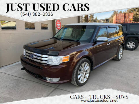 2010 Ford Flex for sale at Just Used Cars in Bend OR