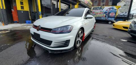 2016 Volkswagen Golf GTI for sale at South Street Auto Sales in Newark NJ